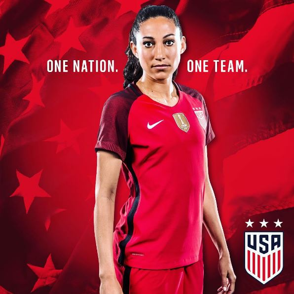 best website dd752 b401c Press, Short show off new USWNT kits | Chicago Local 134